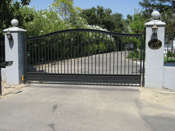 Keypad Entry Gates San Diego