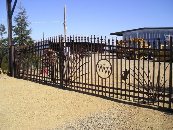 Ornamental Iron Gates San Diego