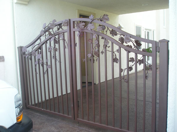 Wrought Iron Gates San Diego, CA
