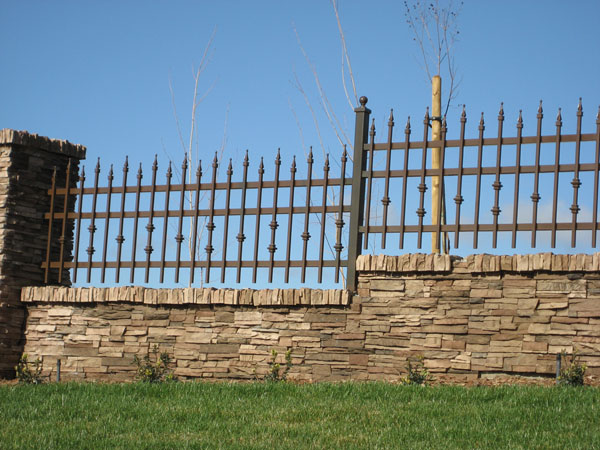 Commercial Iron Fence San Diego