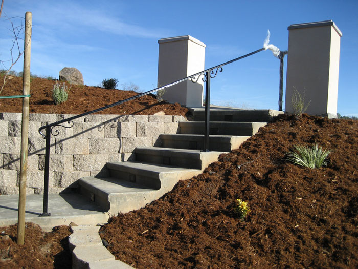 Iron Stair Railings San Diego