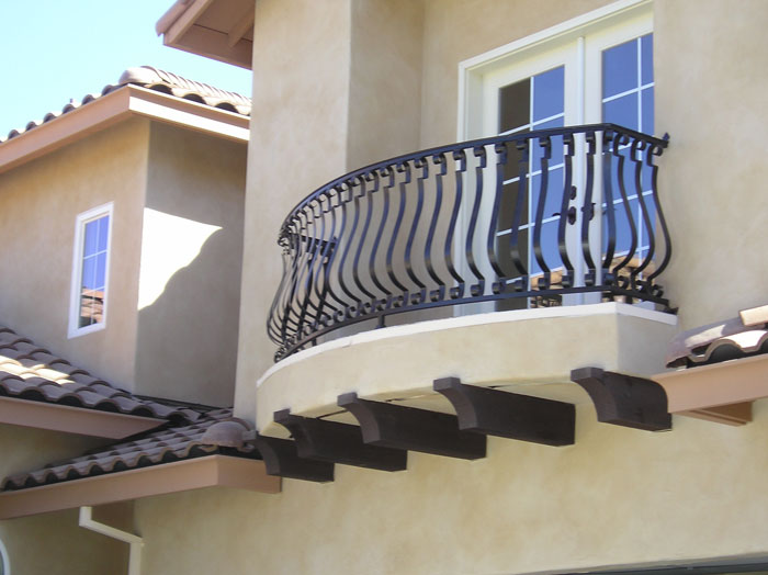 Wrought Iron Railings San Diego