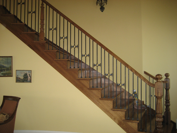 Interior Staircase Railings San Diego